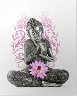 Statue de bouddha Juliste
