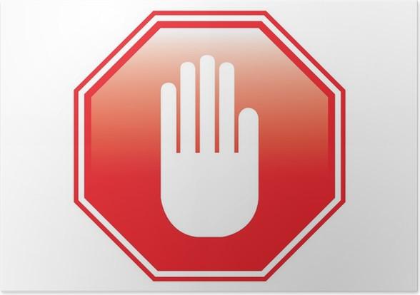 Stop Merkki Ja Liikennevalot