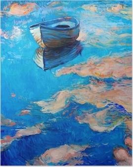 Vene merellä Juliste