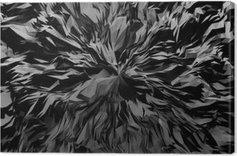 3d abstrakti tausta Kangaskuva