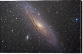 Andromeda-galaksi Kangaskuva