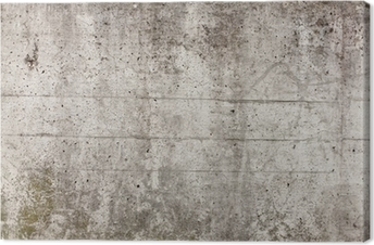 Eine grive mauer aus beton für hintergrund Kangaskuva