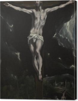 El Greco - Ristiinnaulitseminen Kangaskuva