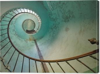 Majakka portaikko Kangaskuva