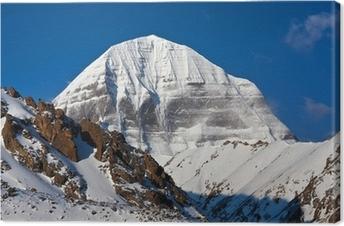 Mount kailash tibetissä Kangaskuva