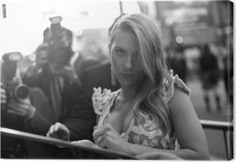 Scarlett johansson Kangaskuva