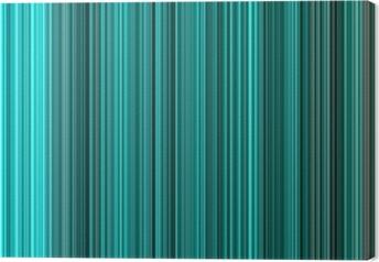 Turkoosi värit abstrakti pystysuorat viivat tausta. Kangaskuva