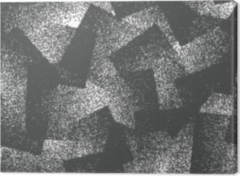 Vektori abstrakti stippled outo hipster saumaton malli. käsintehty tileable geometrinen pisteviiva grunge valkoinen ja musta kiinteä tausta. outo taiteen kuva Kangaskuva