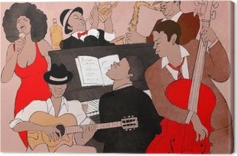 Jazz bändi Kangastuloste