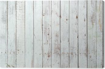 Musta ja valkoinen tausta puinen lankku Kangastuloste