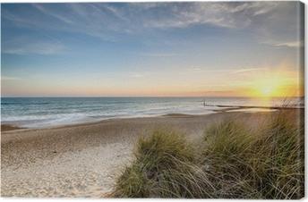 Sunset beach Kangastuloste