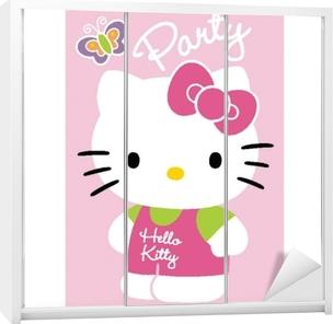 Hello Kitty Opbergkast.Poster Hello Kitty Pixers We Leven Om Te Veranderen