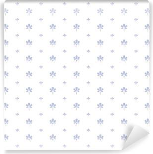 Kendinden Yapışkanlı Duvar Resmi Seamless floral pattern