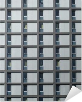 Kendinden Yapışkanlı Poster Binalar ve mimari