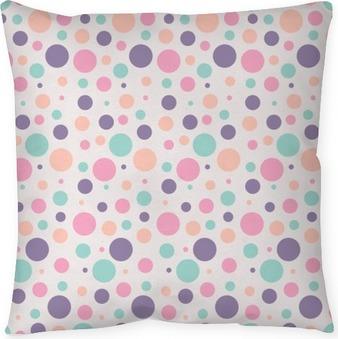 Kissenbezug Seamless Pattern Dots