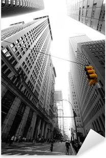 Avenue new yorkaise Pixerstick klistermærke