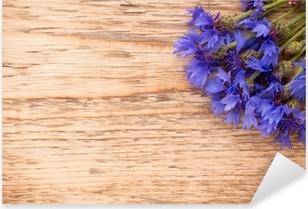6e00dcf6510 Bouquet af smukke levende blå blomster af cornflower isoleret ...