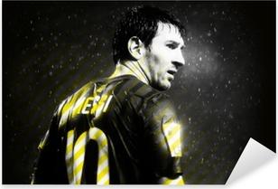 Lionel Messi Pixerstick klistermærke