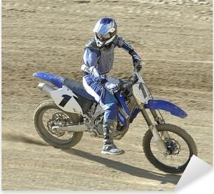 Racer63 Pixerstick klistermærke