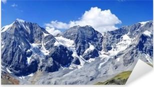 Südtiroler Dreigestirn - Ortler & Königspitze Pixerstick klistermærke