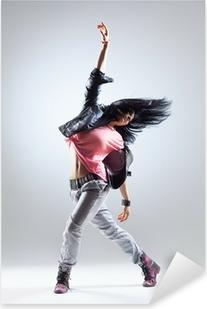 Pixerstick-klistremerke Danseren