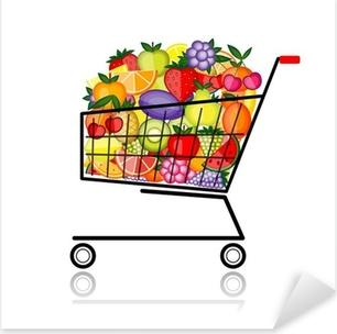 21aa09d94 Frukt i handlekurven for design