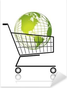 2e1755d1c Grønn verden i handlekurven for design
