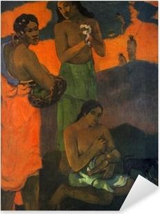 Pixerstick-klistremerke Paul Gauguin - Morskap