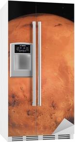 Koelkaststicker Er Mars