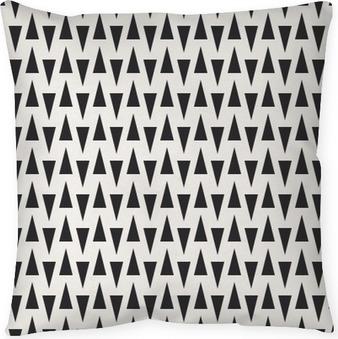 Kussensloop Naadloze geometrische patroon