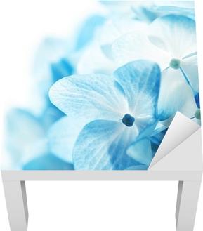 Lack-bord finér Blomster Bakgrunn