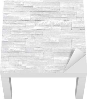 c66b451d0d2 Hvid stenmur baggrund. Stakede stenfliser bruges ofte i indretningsdesign  som accentvæg. Brug denne grå tekstur i grafisk design til at skabe et ...