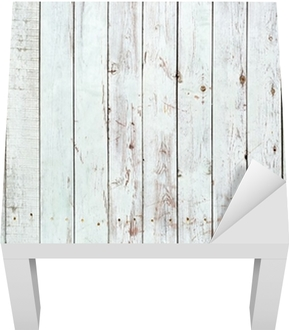 Musta ja valkoinen tausta puinen lankku Lack-pöydän Pinnoitus