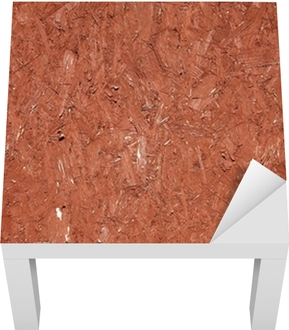 Osb Lack brown painted osb wood texture panel background canvas print