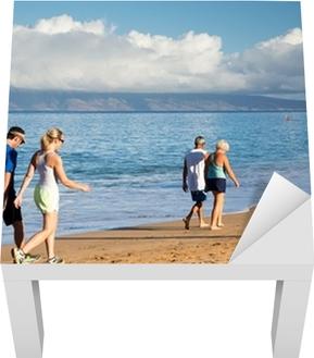Hawaii - Maui Lack Table Veneer