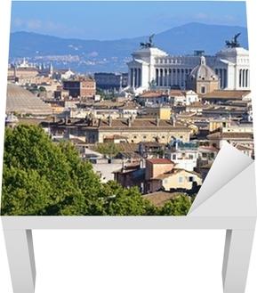 Roma Vista Dalla Terrazza Dell Angelo