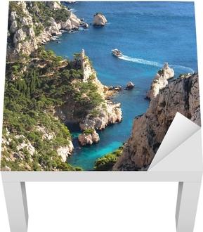 Lack Tafelsticker Marseille - Calanques Sugiton (Frankrijk)