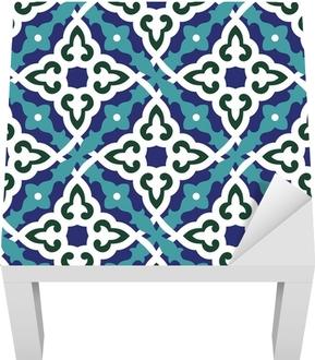 Lack-Tischaufkleber Ainur Seamless Tile