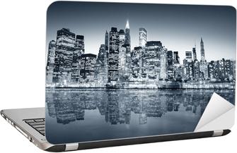 New York manhattan Laptop Sticker