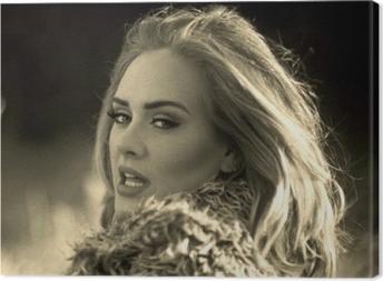Leinwandbild Adele