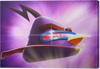 Leinwandbild Angry Birds