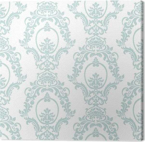 ... Der Vektorweinlese. Verziertes Blumenelement Für Gewebe, Gewebe,  Design, Hochzeitseinladungen, Grußkarten, Tapete. Opalblaue Farbe