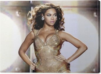 Leinwandbild Beyonce