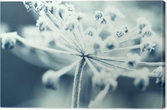 Leinwandbild Blume