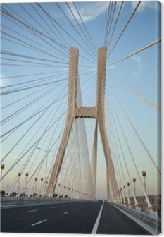 Leinwandbild Brücke