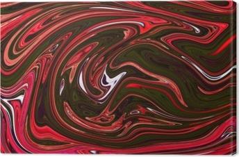 Leinwandbild Bunter indischer Artmarmorhintergrund. Marmorierung Textur-Design. abstrakter Hintergrund. Stock. Ölgemälde-Stil. Aquarell Handzeichnung. gut für Tapeten, Poster, Karten, Einladungen, Websites.