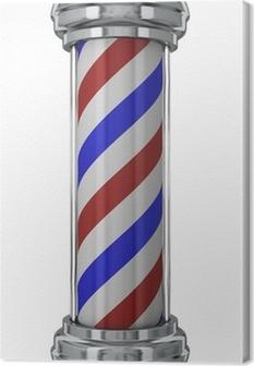 Leinwandbild Classic Barber Pole