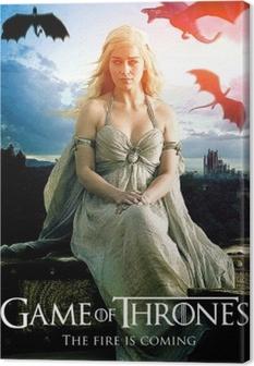 Leinwandbild Daenerys Targaryen