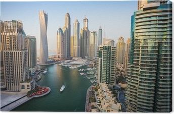 Leinwandbild Dubai Marina, UAE