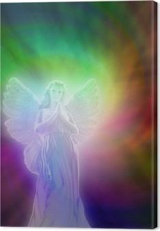 Leinwandbild Engel der Göttlichen Liebe